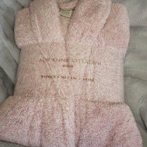 NTW Adrienne Vittadini Studio Melange fuzzy Robe